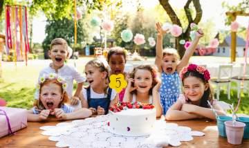 Organisation d'anniversaires dans notre base de loisirs à Casteljaloux